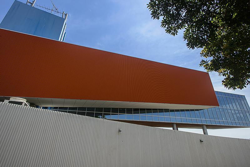 Japan, Kochi. Apr/24/2015. Sakamoto Ryoma Memorial Museum.