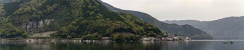 Japan, Mie. Apr/19/2015. Kumano Kodo. Kata - Niigishima - Atashika.