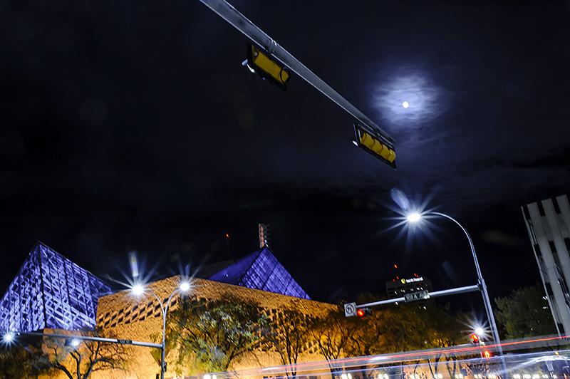 Canada, Edmonton. Sept/26/2015. Nuit Blanche